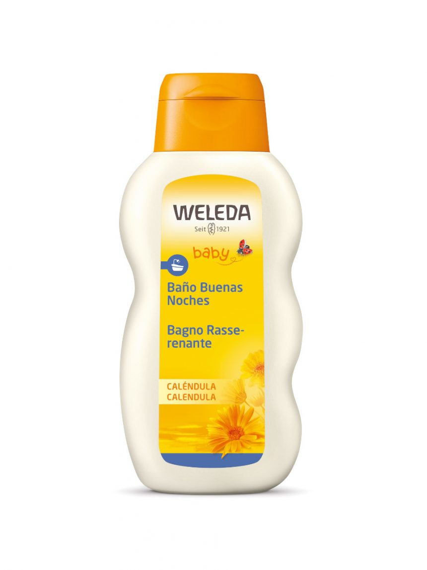 Banho calmante de calêndula 200 ml - Weleda