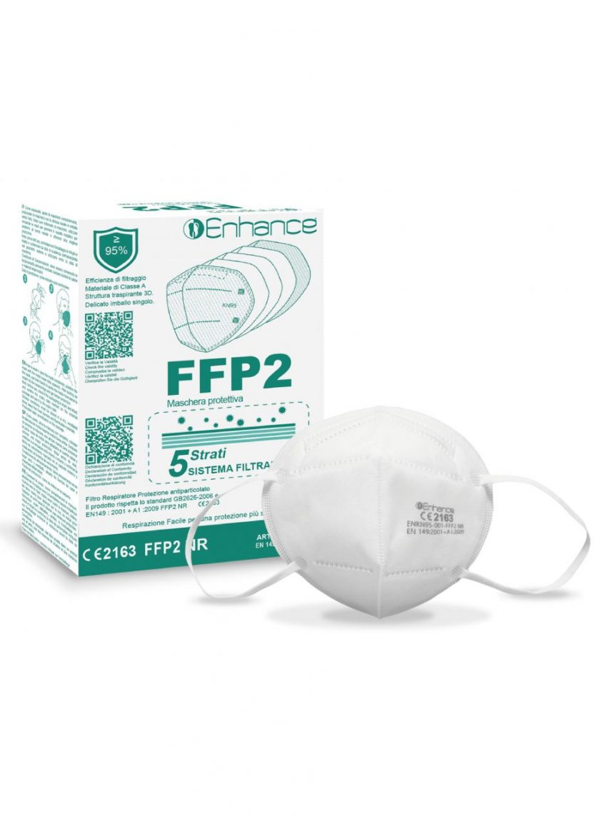 Máscara de aprimoramento ffp2 - Enhance