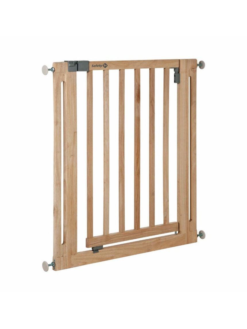 Cancelletto fácil fechar madeira - Safety 1st