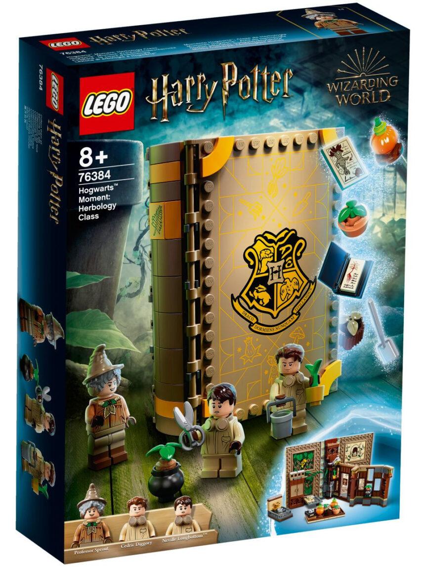 Lego harry potter tm - aula de herbologia em hogwarts ™ - 76384 - LEGO
