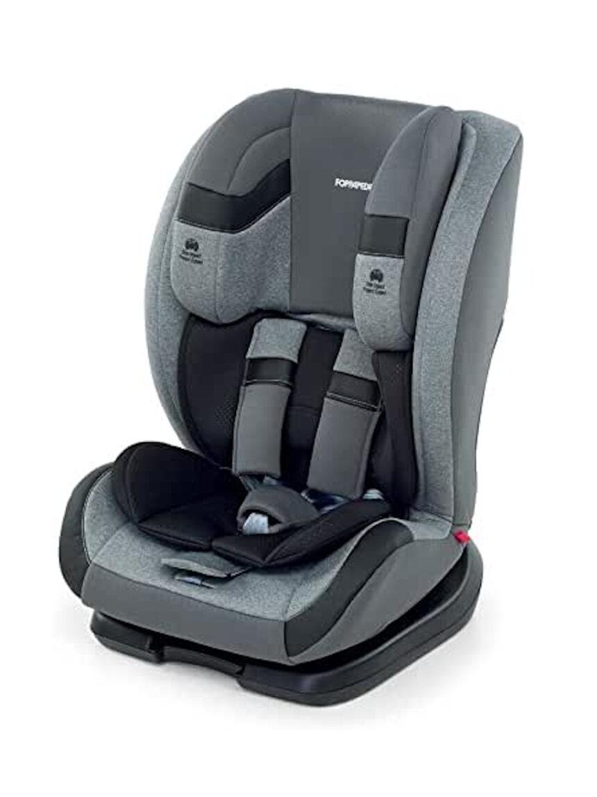 Cadeira auto foppapedretti re-klino - prata - Foppapedretti