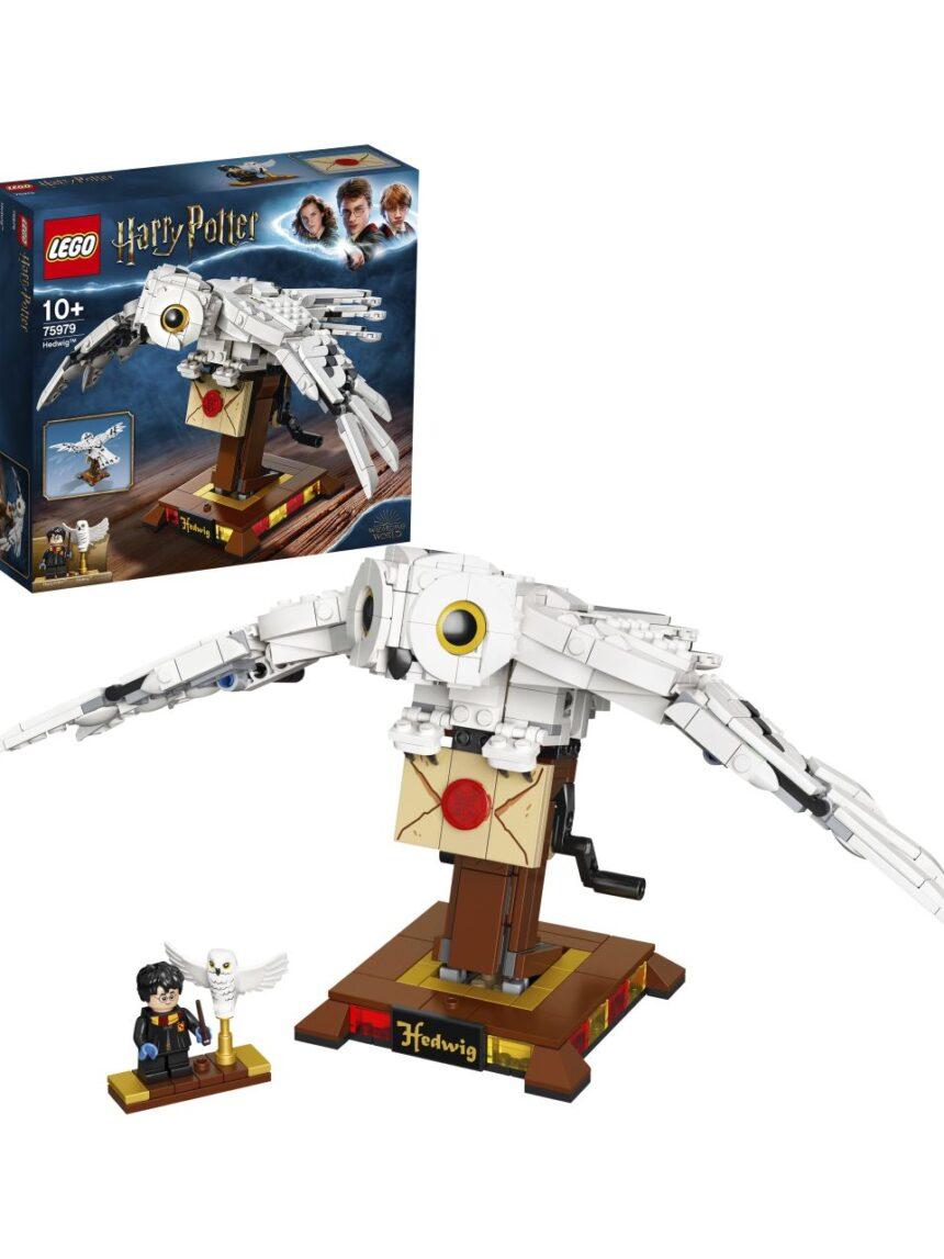 Lego harry potter tm - edvige ™ - 75979 - LEGO
