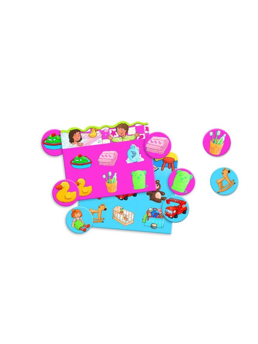 Djeco - loteria da casa - educativo - Djeco