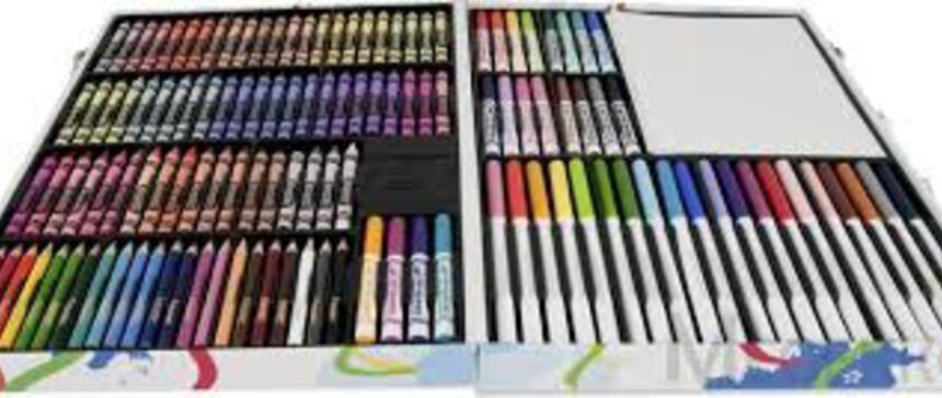 Crayola - maleta arco-íris - Crayola