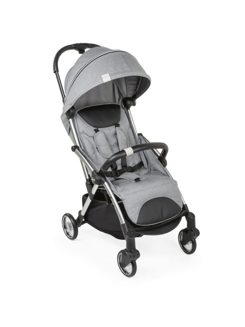 Goody plus cool grey stroller - Chicco