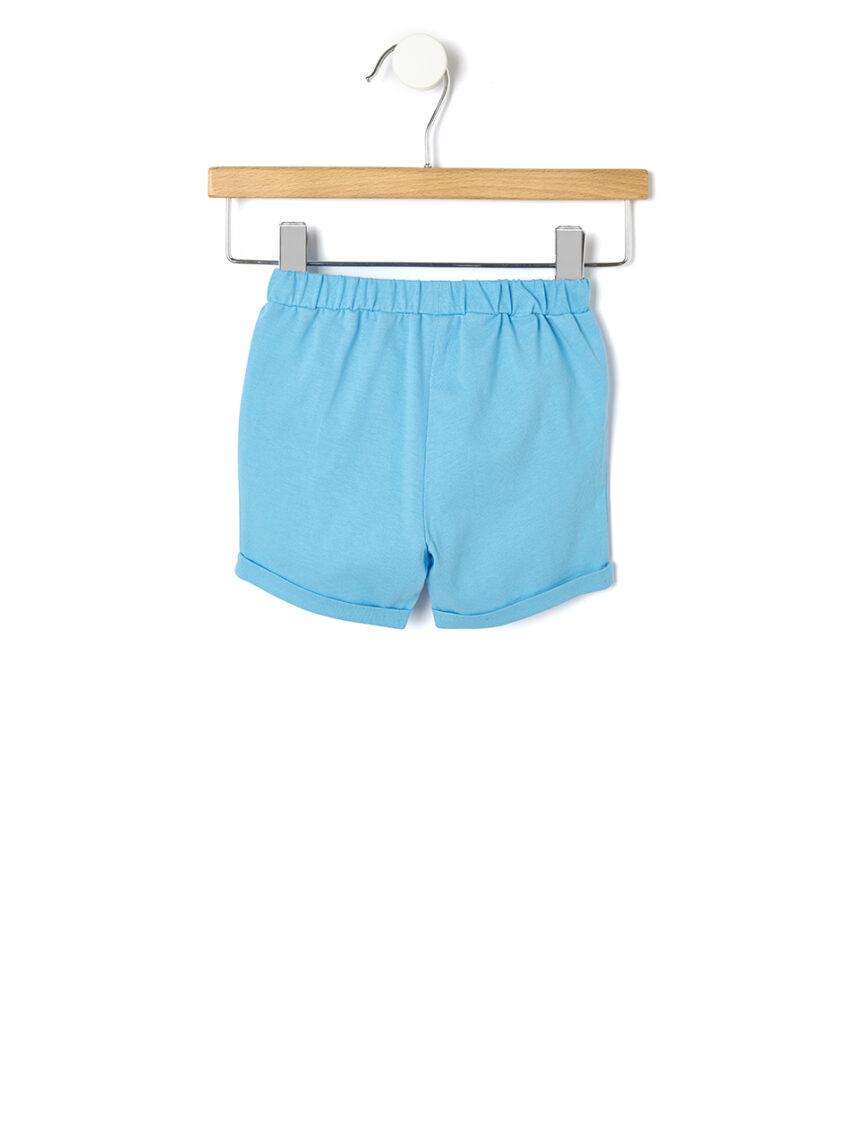 Short completo em jersey - Prénatal