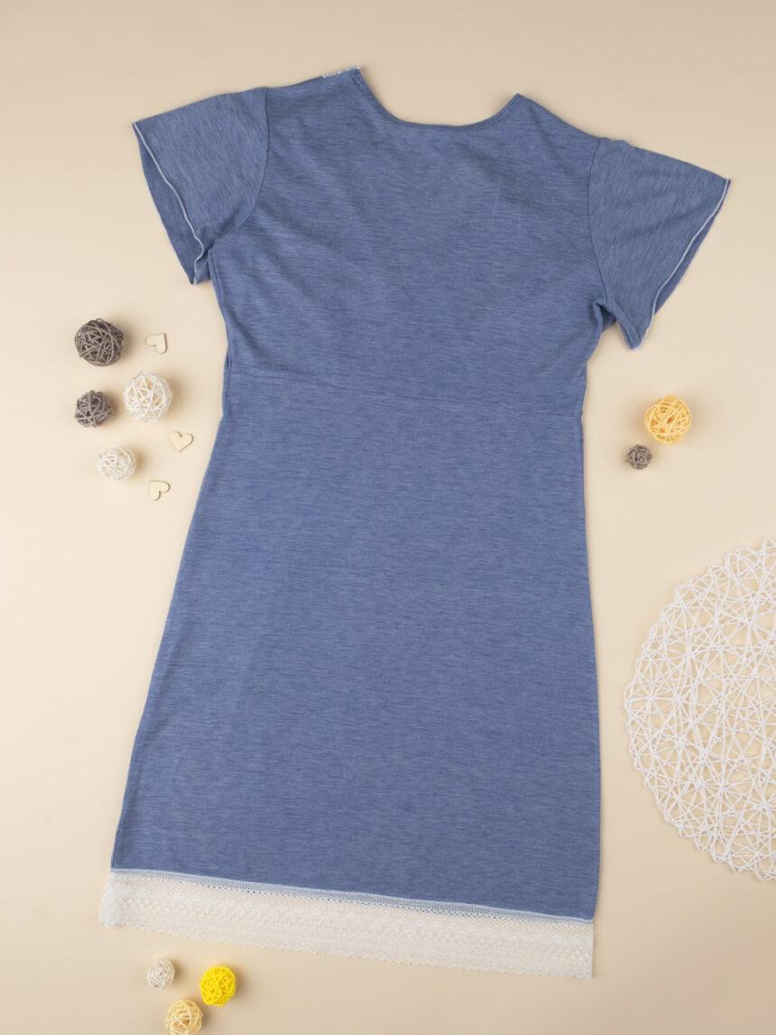 Camisola de maternidade com renda - Prénatal