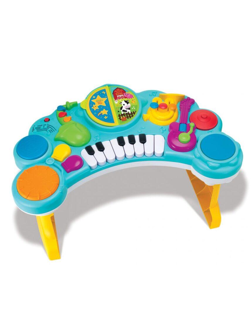Sorriso de bebê - combinação de música 10 em 1 - Baby Smile