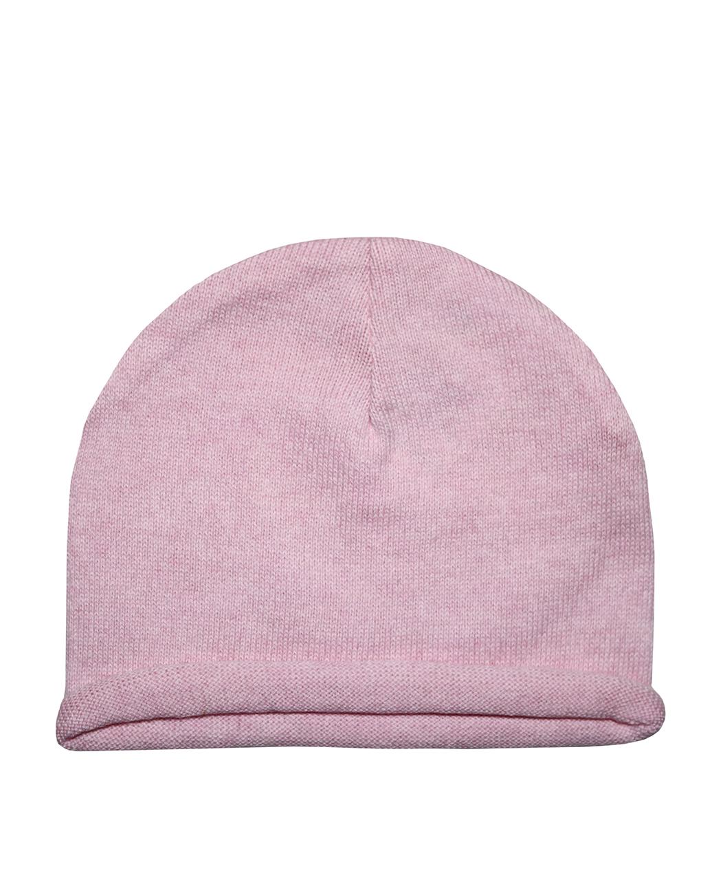 Boné de algodão rosa - Prénatal