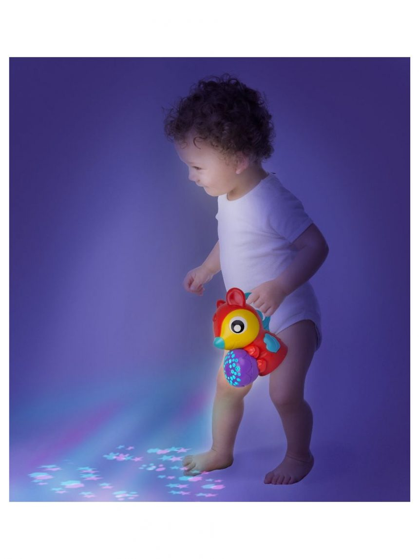 Playgro - ginásio de música da floresta e projetor de luz - Playgro