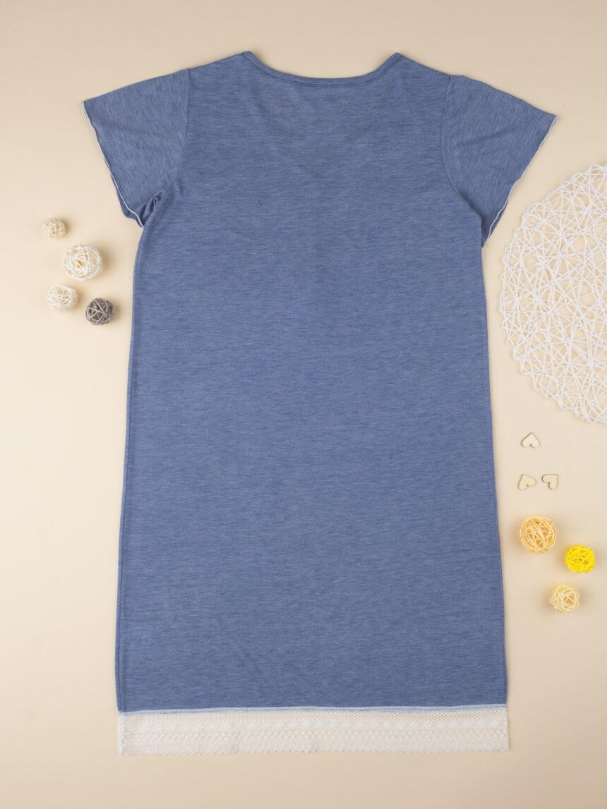 Camisola de maternidade com botões - Prénatal