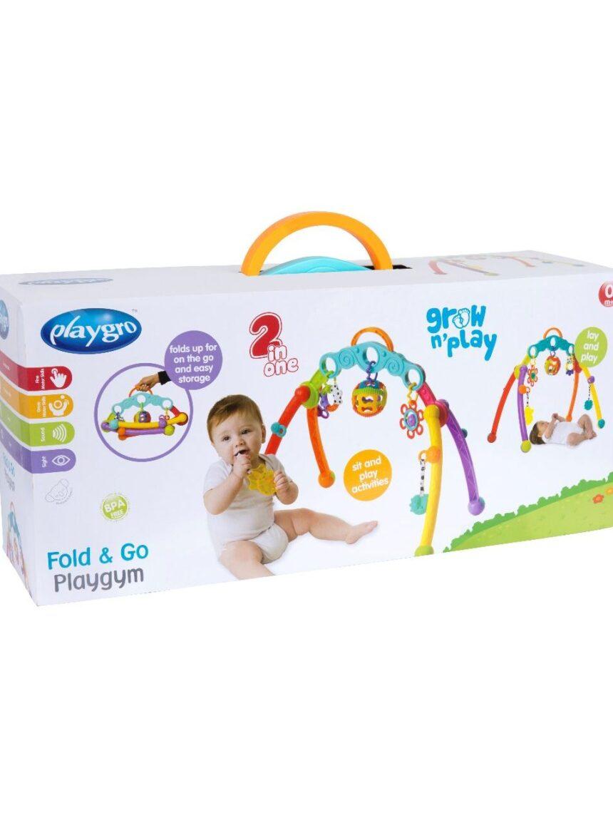 Playgro - desista e jogue playgym - Playgro