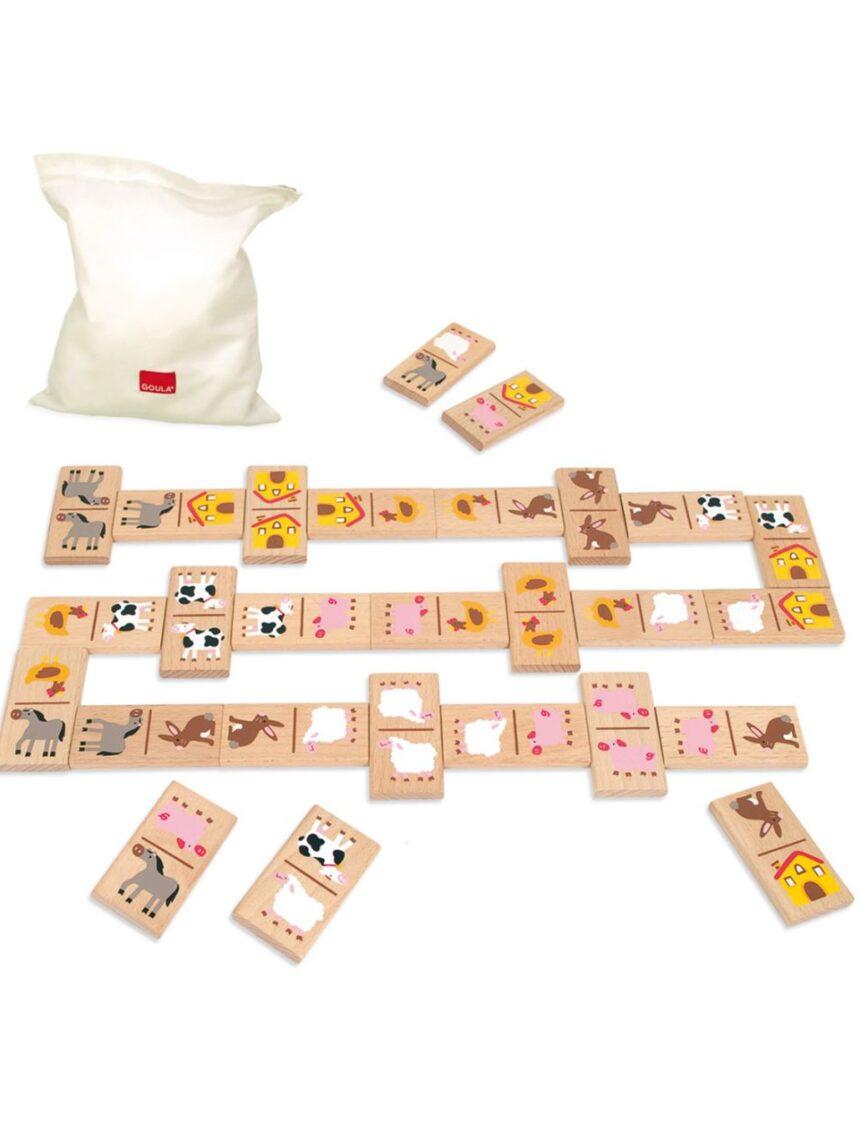 Goula - fazenda de dominó - Goula