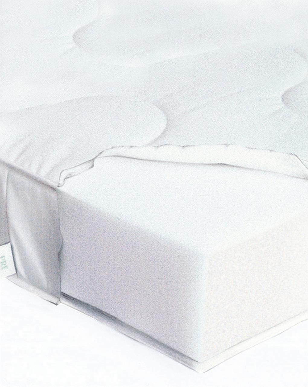 Colchão acolchoado com capa removível 125x60 - Giordani