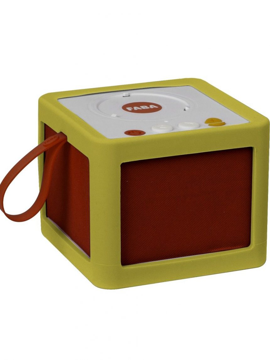 Faba - escudo protetor de silicone - amarelo - Faba