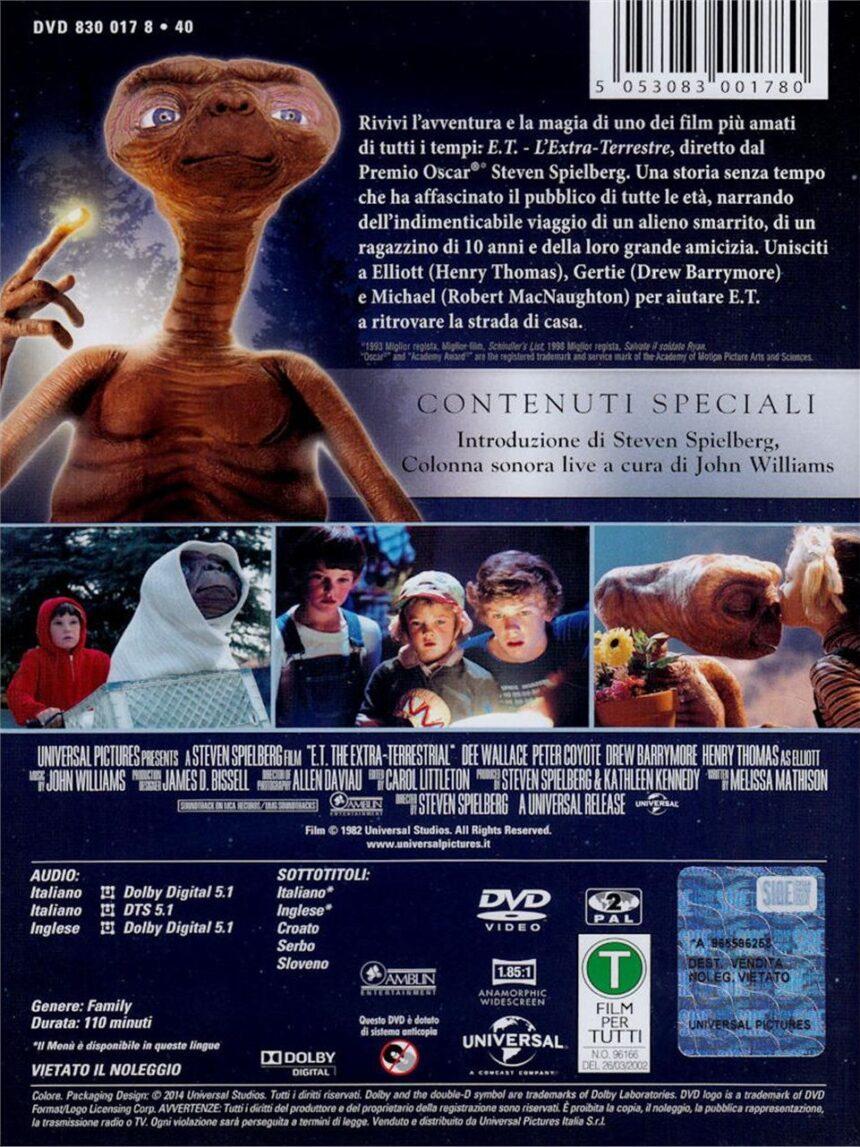 Dvd e o alienígena - Video Delta