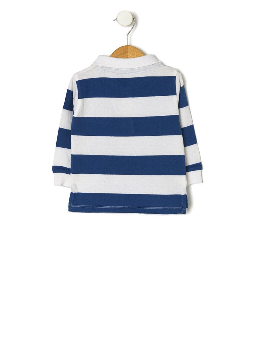 Camisa pólo de manga comprida - Prénatal