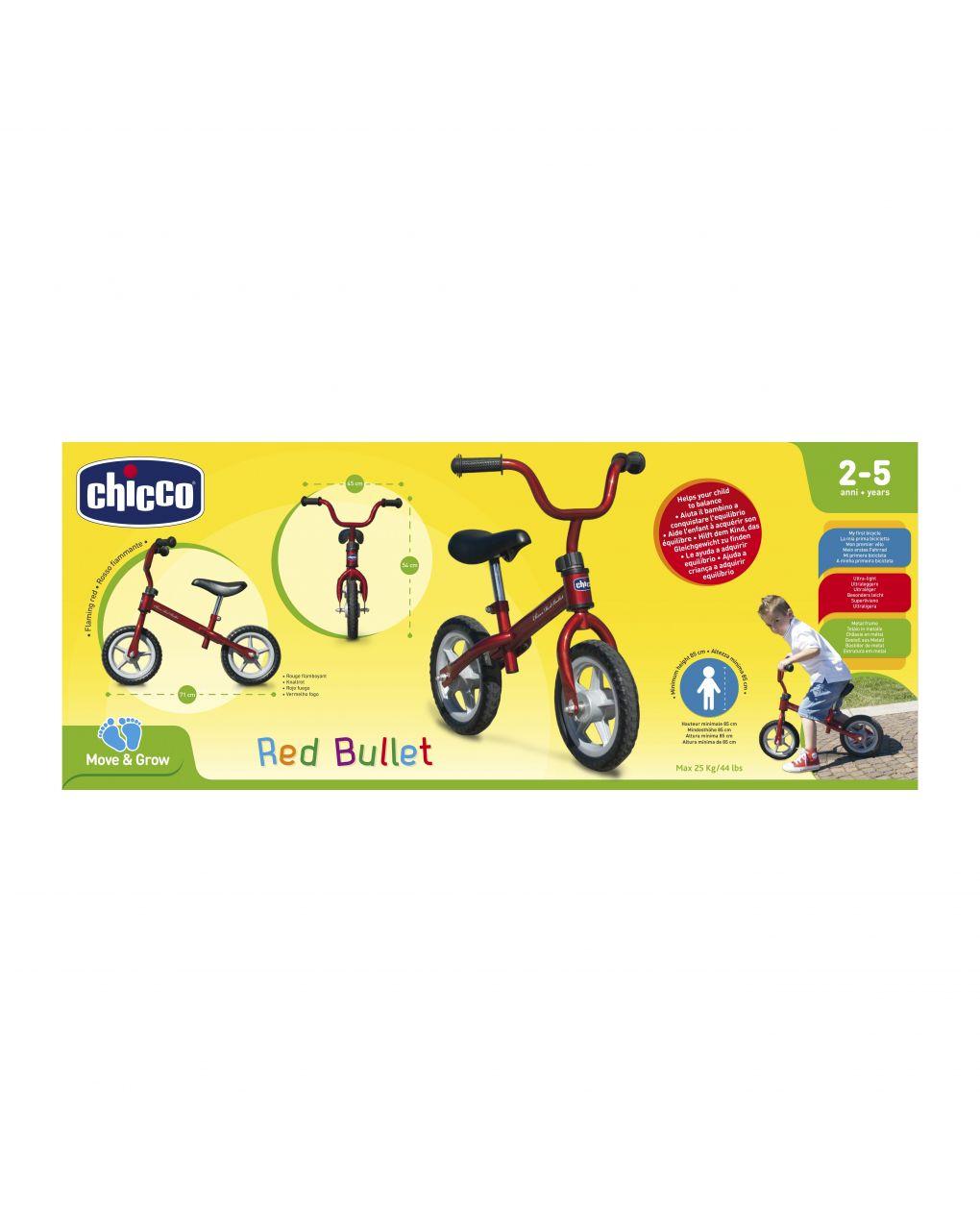 Chicco - bicicleta de primeiro equilíbrio - Chicco