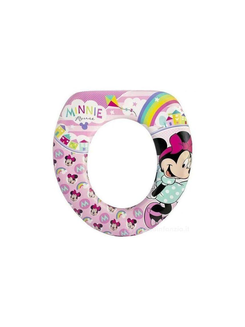 Minnie macio simplesmente redutor de toalete - Lulabi Disney, Lullabi