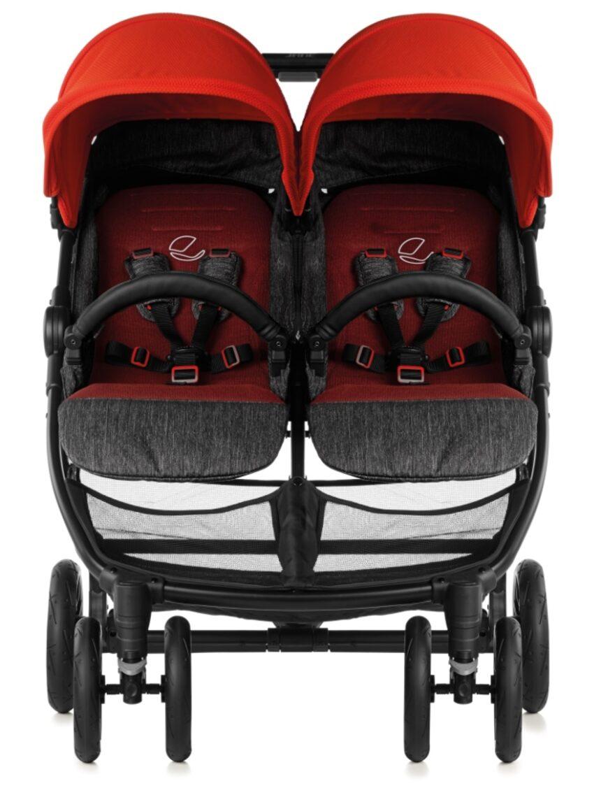 Twinlink nomads twin stroller - Jané