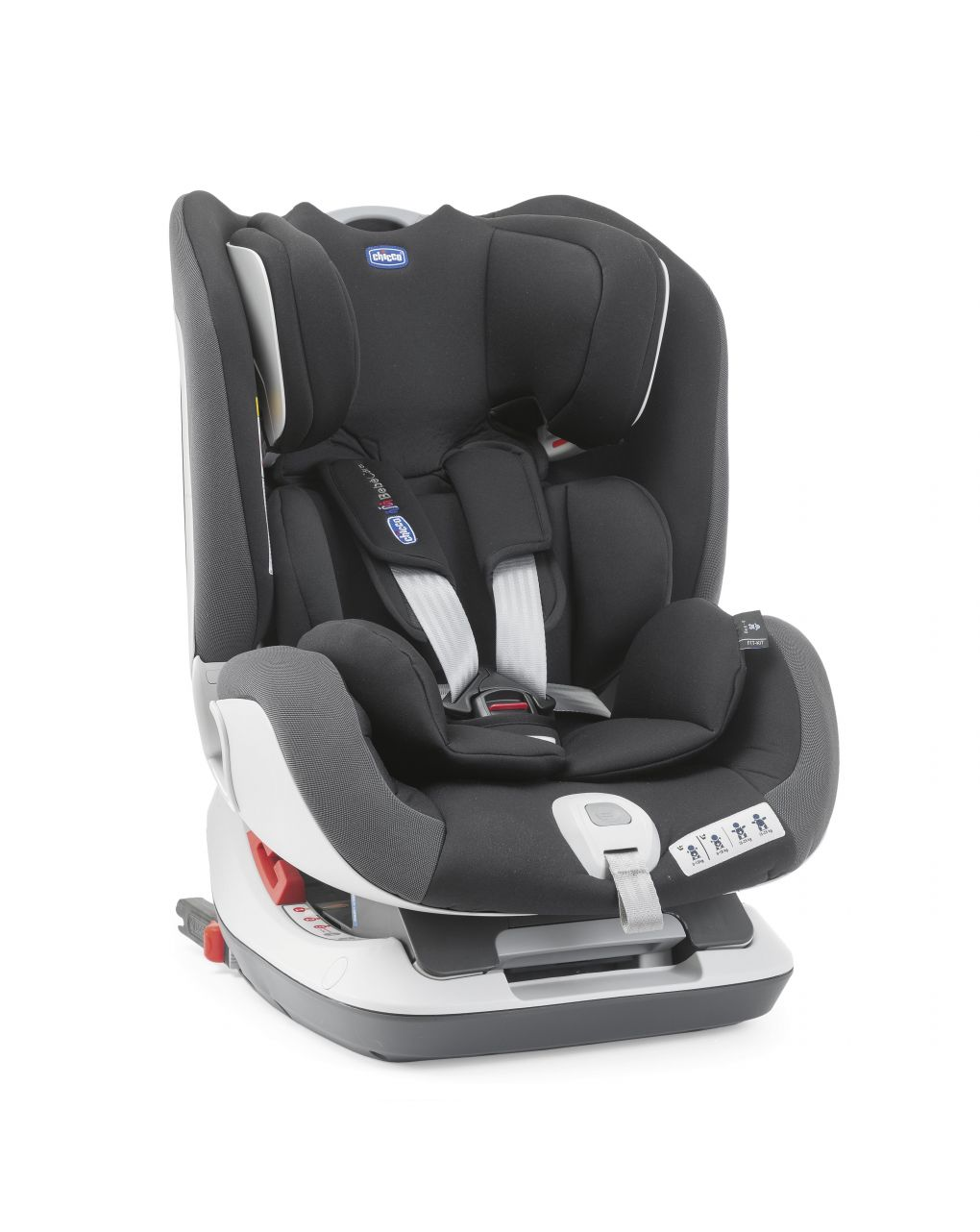Seat up 012 com chicco baby jet black - Chicco