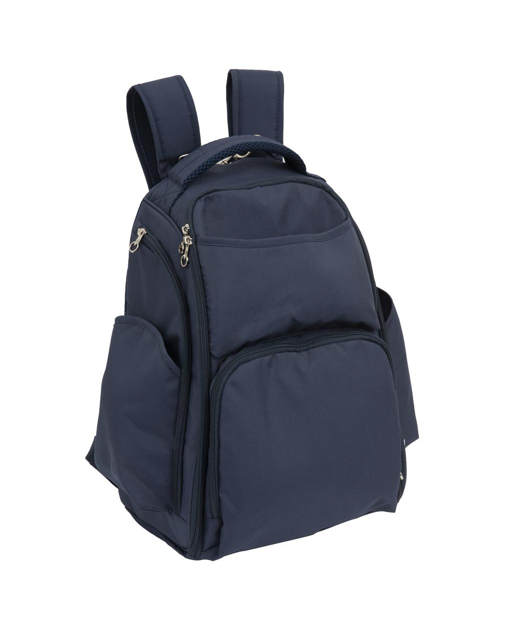 Troca de mochila azul - Giordani