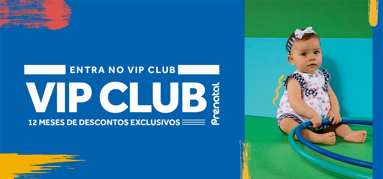 Entra nel VIP CLUB