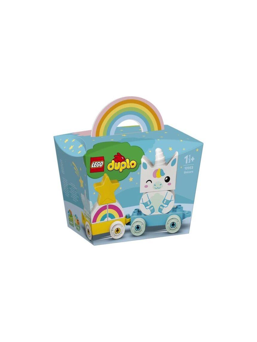 Lego duplo - unicórnio - LEGO Duplo