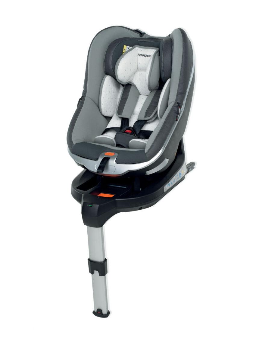 Cadeira auto foppapedretti isokompass - cinza (gr. 0 + / 1) - Foppapedretti