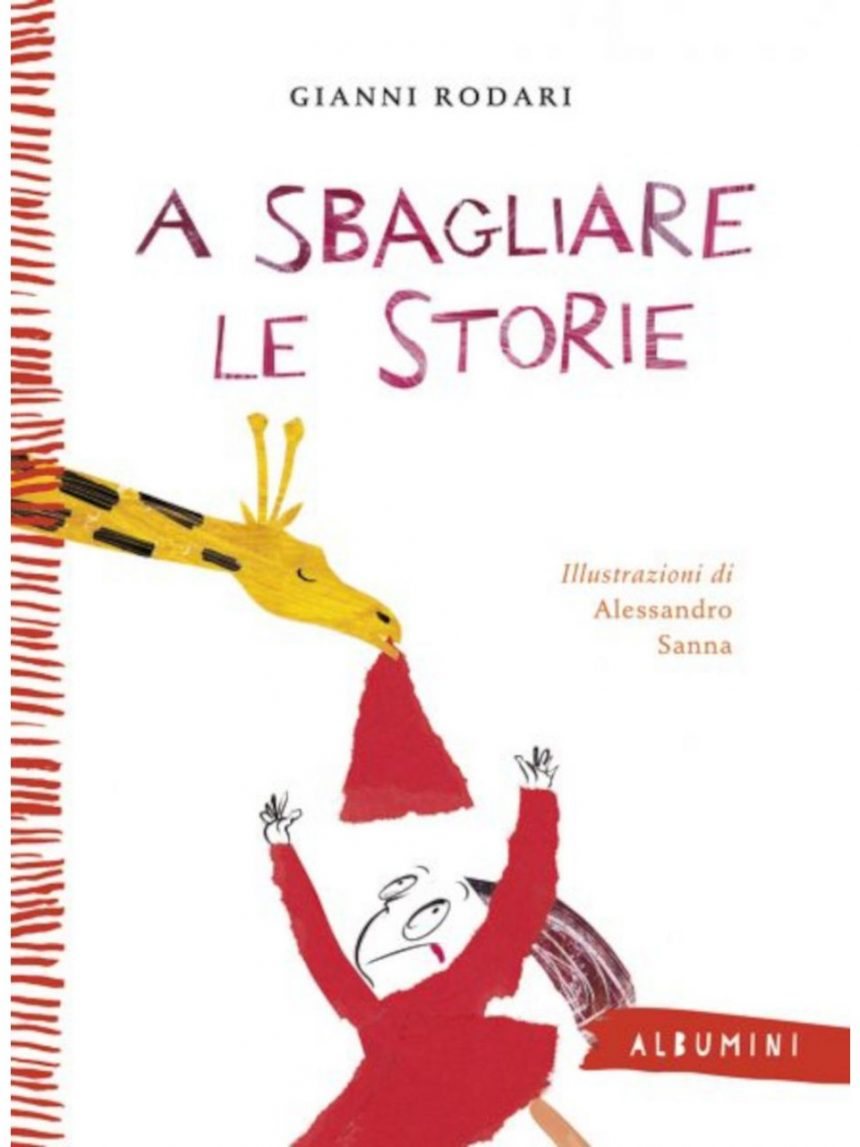 Albumini - para errar nas histórias - Edizioni EL