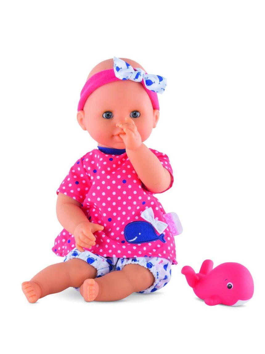 Corolle - banheira de bebê - oceano - Corolle