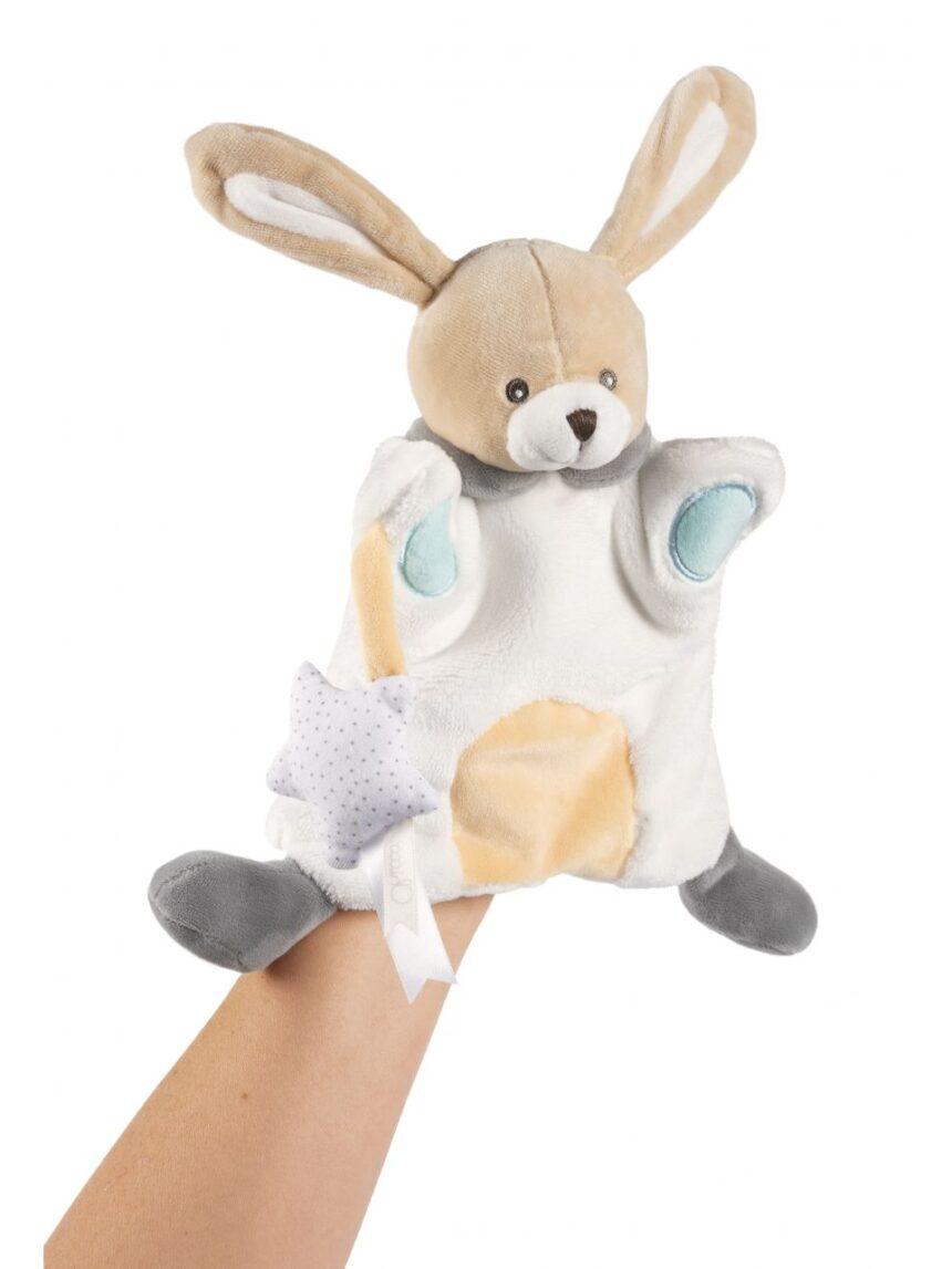 Chicco - fantoche coelhinho doudou - Chicco