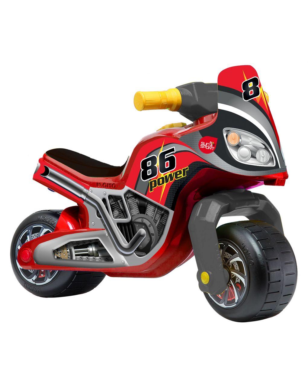 Sol e esporte - mini motocicleta - Sun&Sport