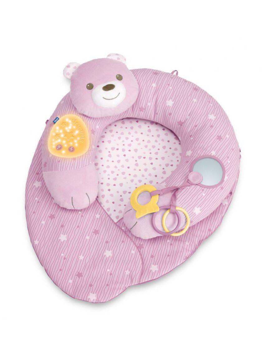 Chicco - ninho de abraço rosa - Chicco