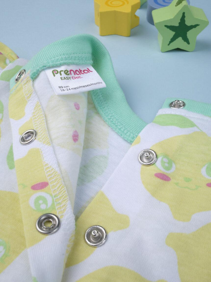 """Pijama de menina """"limões"""" - Prénatal"""