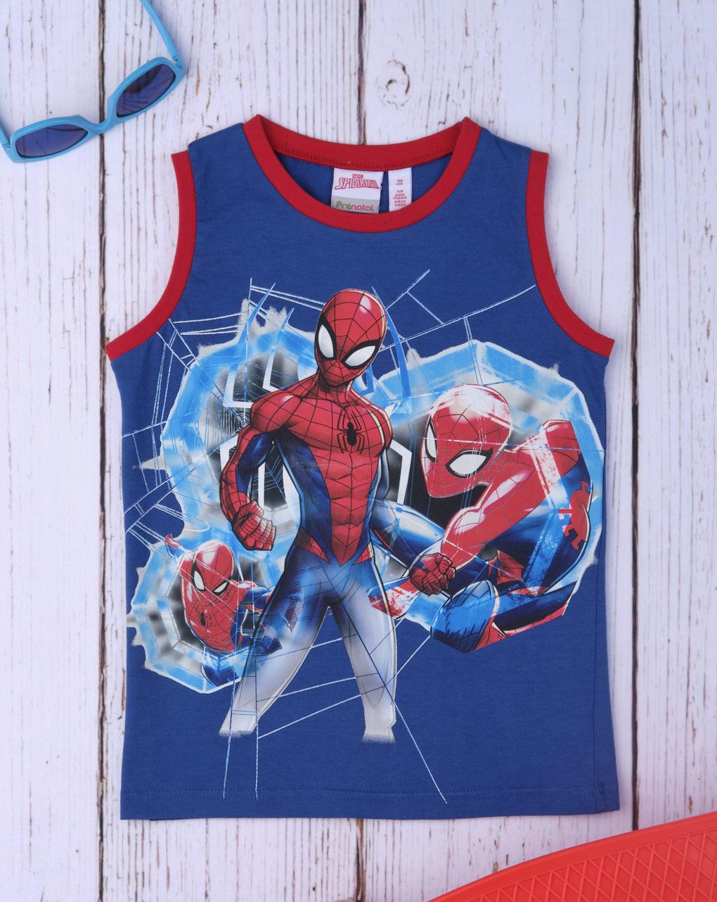 """Camiseta masculina """"homem-aranha"""" - Prénatal"""