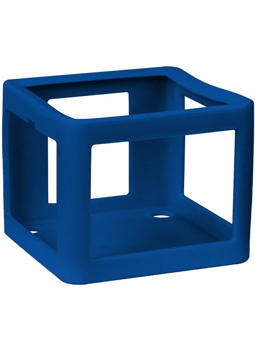 Faba - concha protetora de silicone - azul - Faba