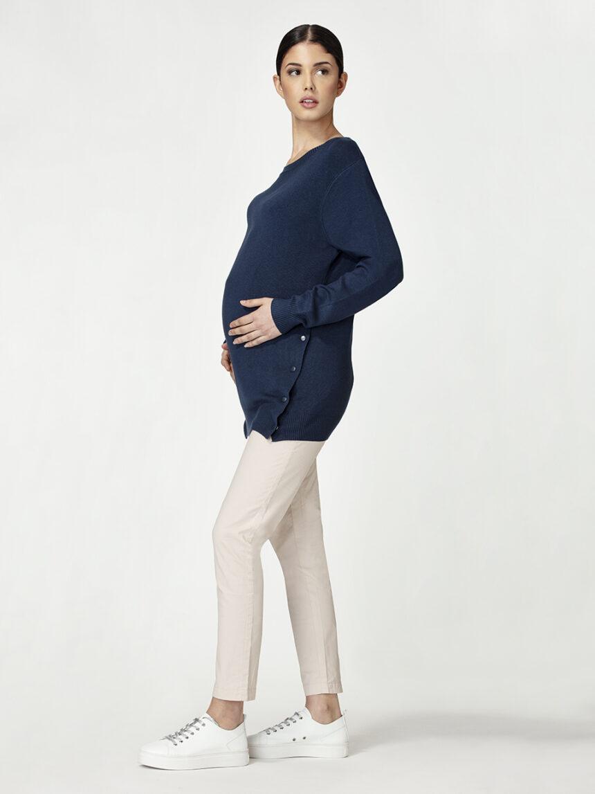 Calça maternidade - Prénatal