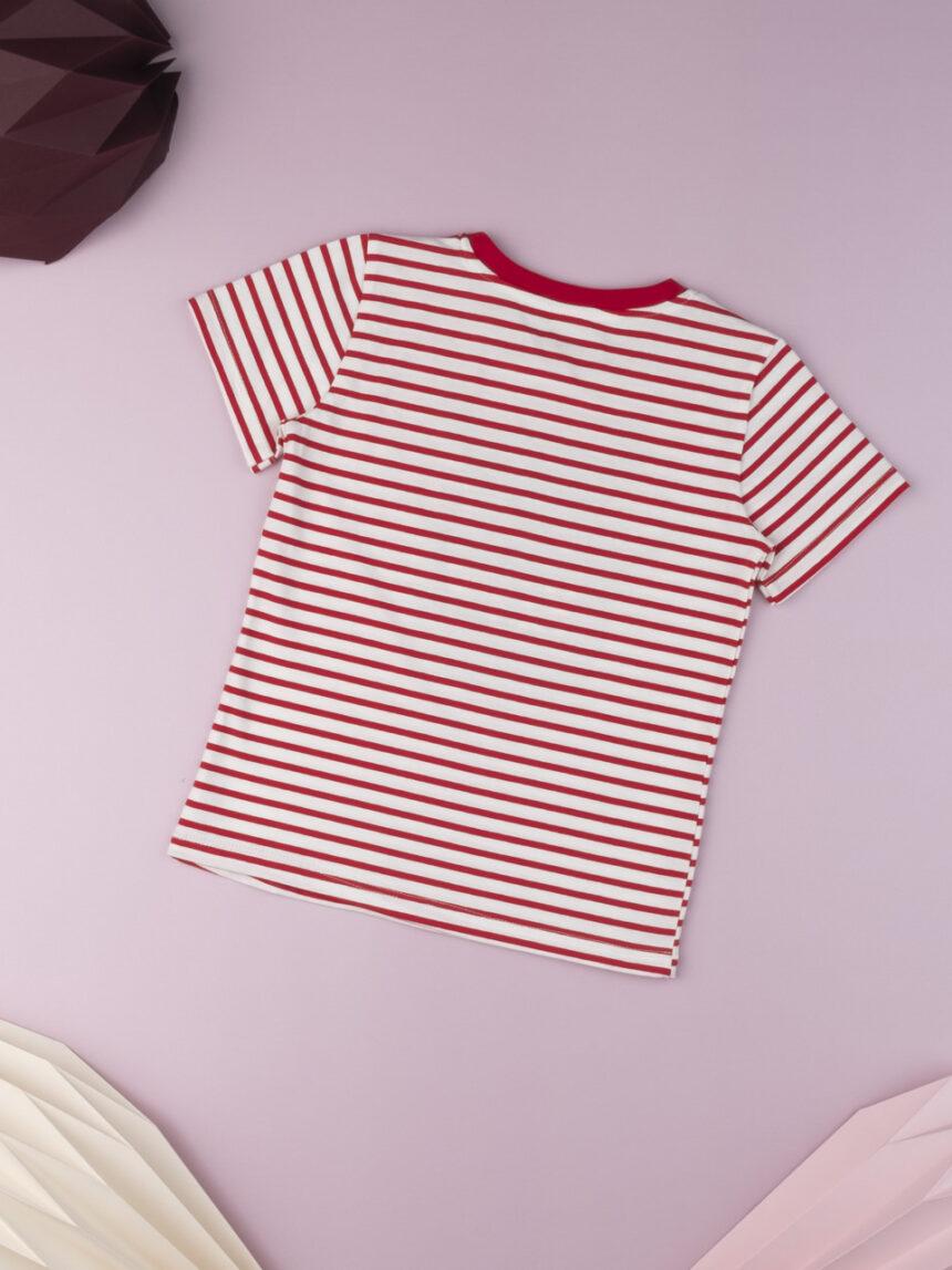 """Camiseta infantil do """"diabo vermelho"""" - Prénatal"""