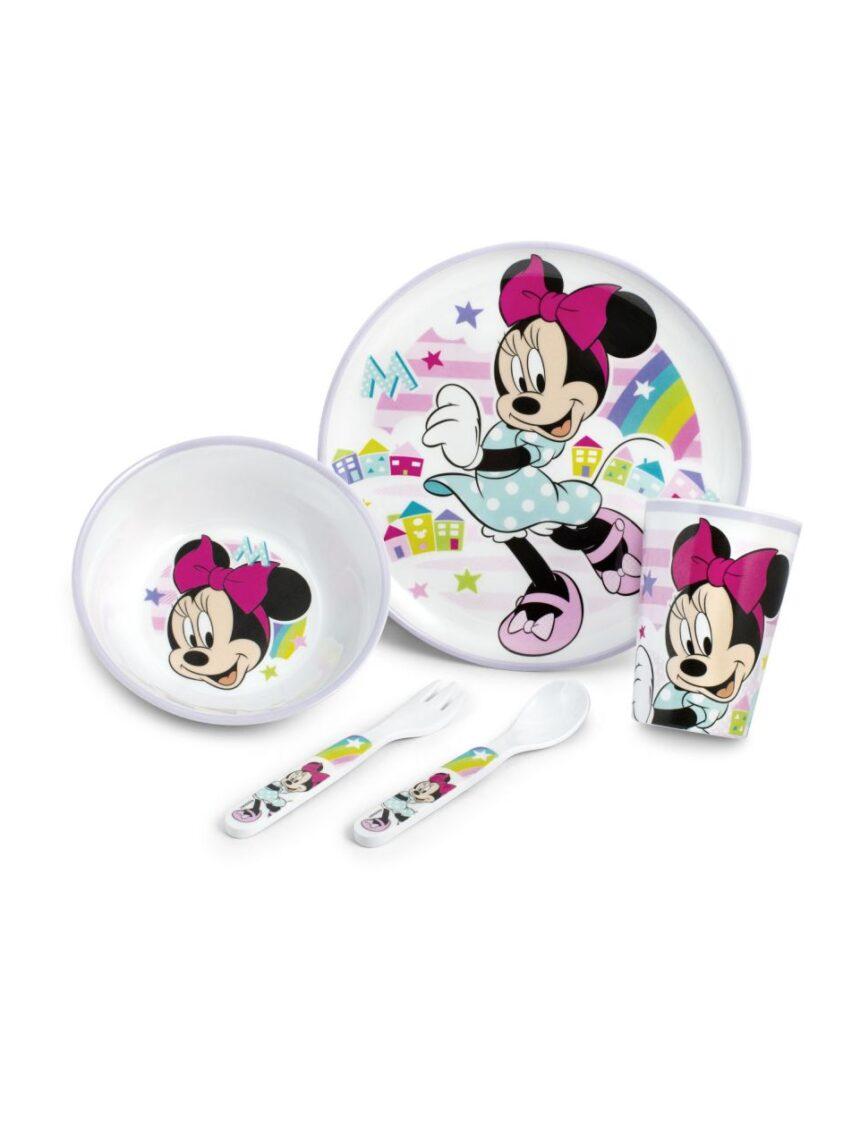 Defina 5 pezzi minnie simplesmente - Lulabi Disney