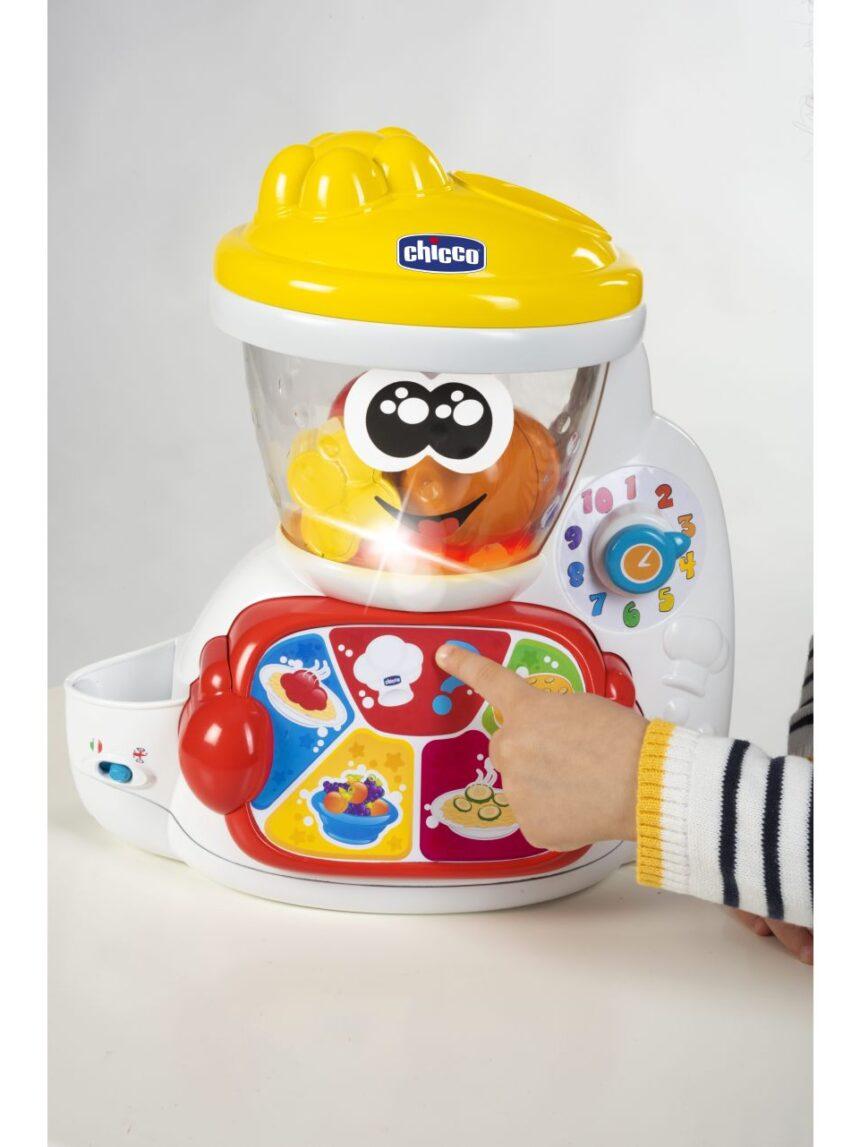 Chicco - cooky, o processador de alimentos - Chicco