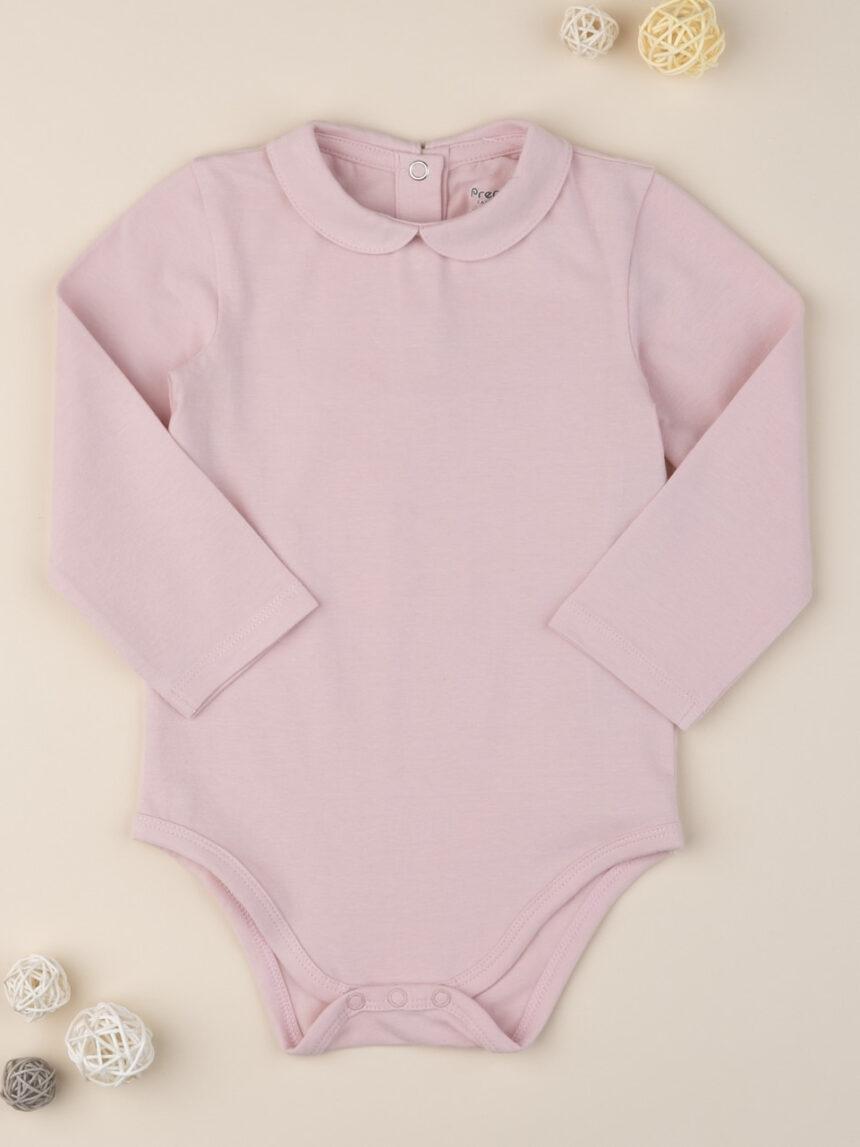 Menina corpo rosa - Prénatal