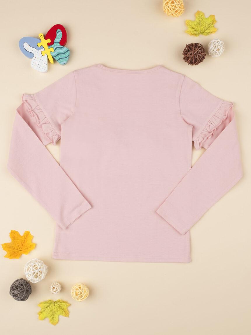 """T-shirt girl """"simplicity lovers"""" - Prénatal"""