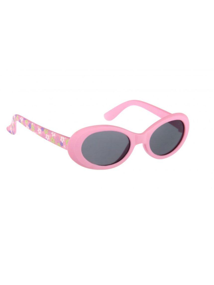 óculos de sol de rosa de borracha - Monkey Monkey