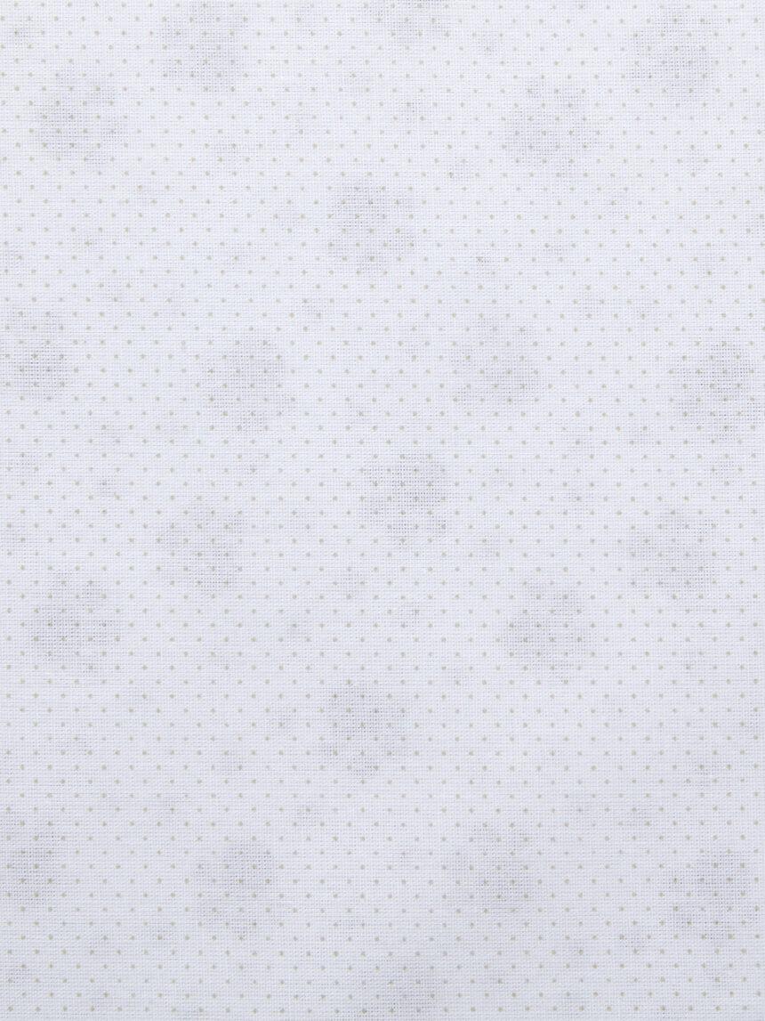 Capa de edredão com estampa de pata - Prénatal