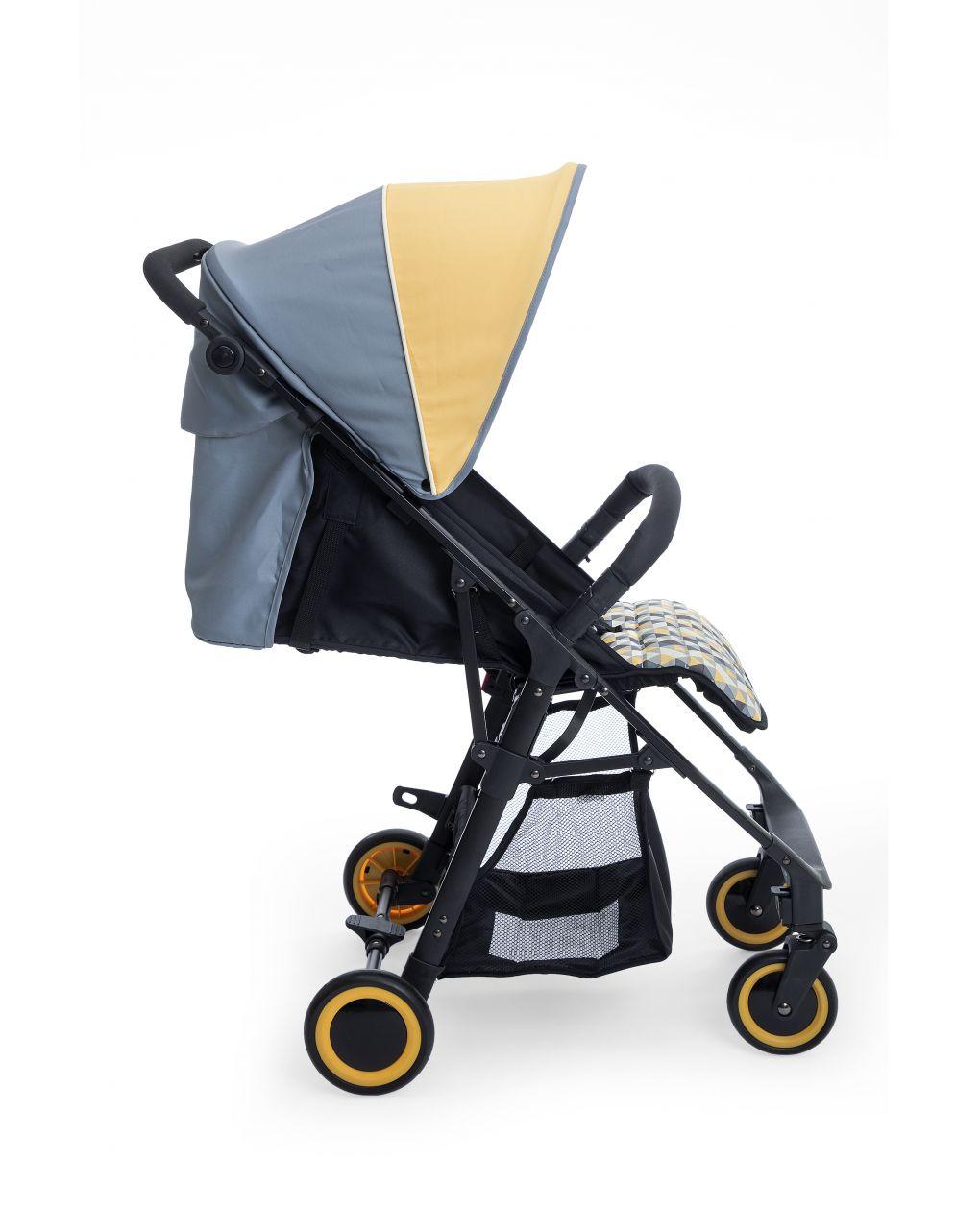 Manhattan amarelo stroller - Giordani