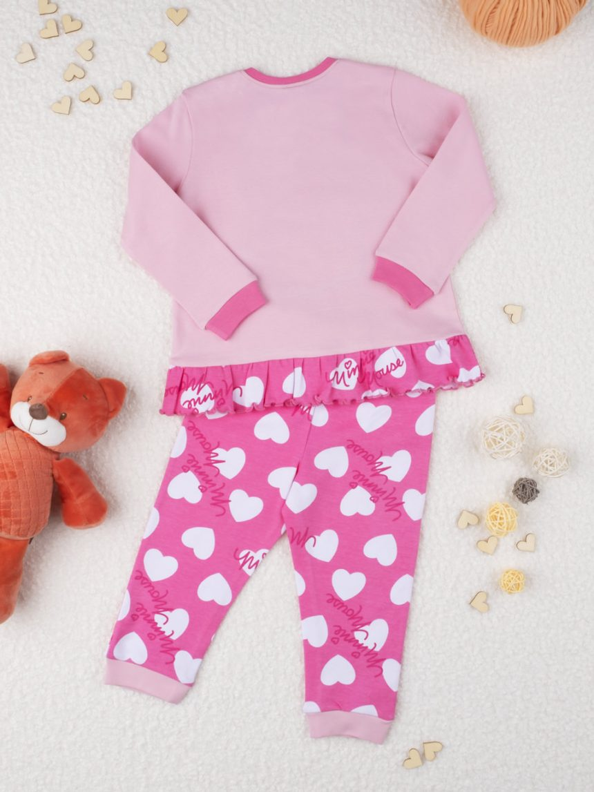 """Pijama de menina """"minnie"""" - Prénatal"""