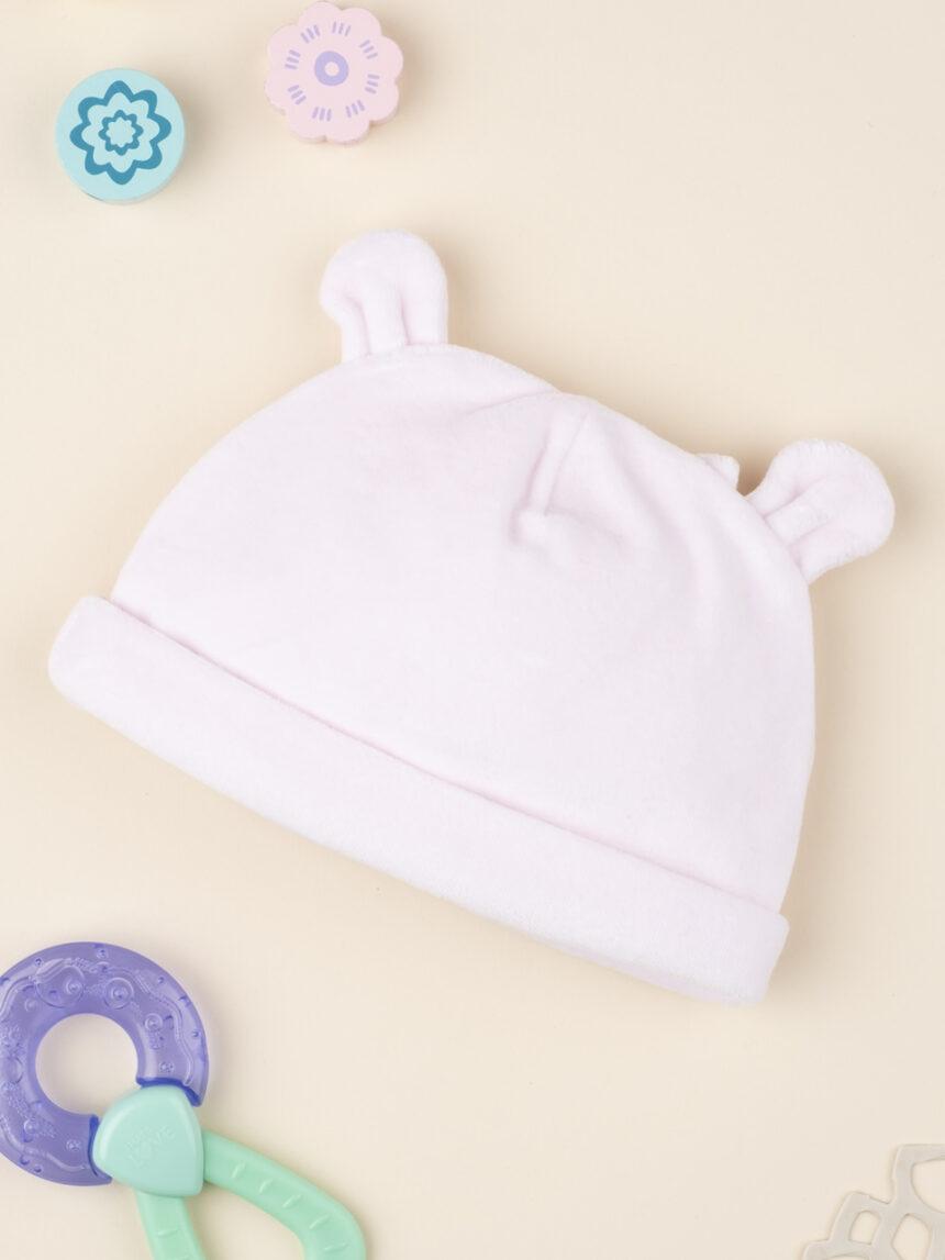 "Chapéu de menina ""musetto"" - Prénatal"