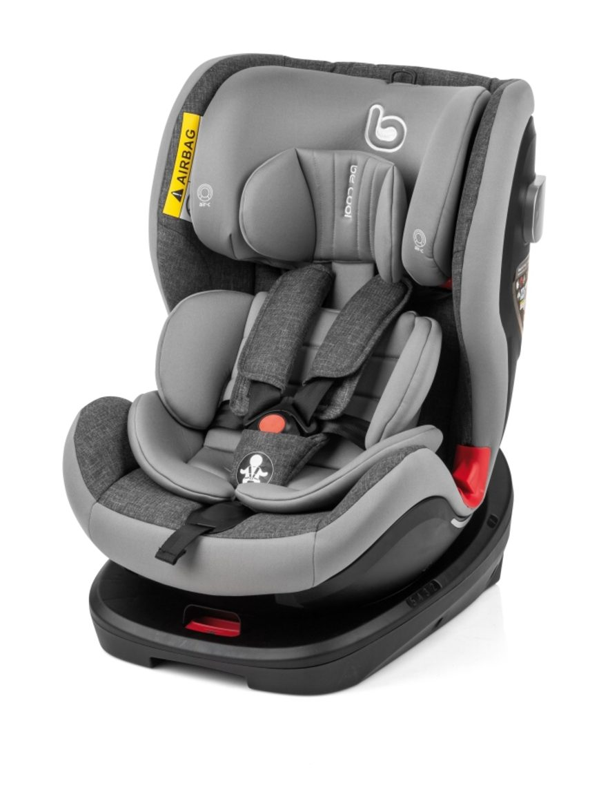 Assento do carro pivot ash (0 + / 1/2/3) - Be Cool