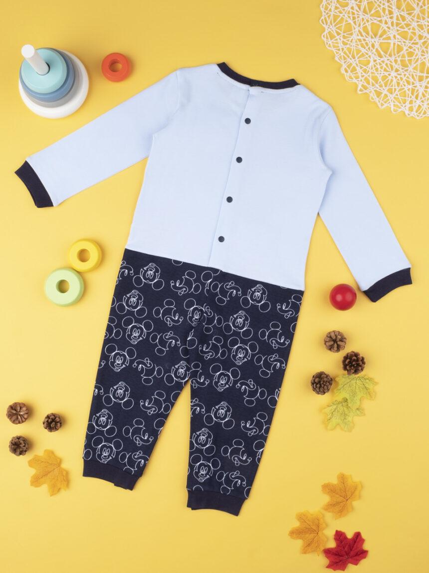 """Pijama de menino """"mickey mouse"""" - Prénatal"""
